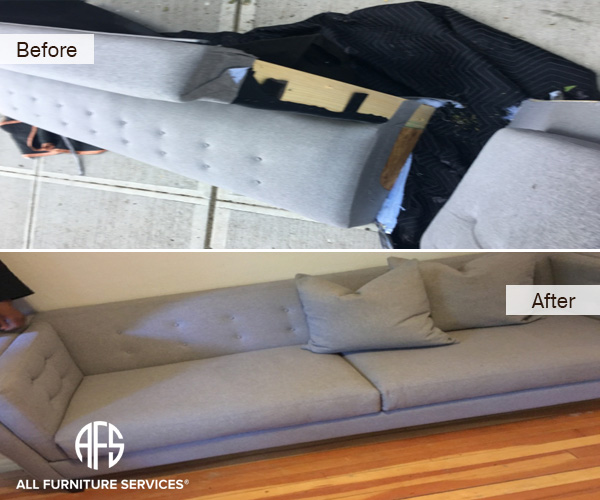 Leather Furniture Repair Nj